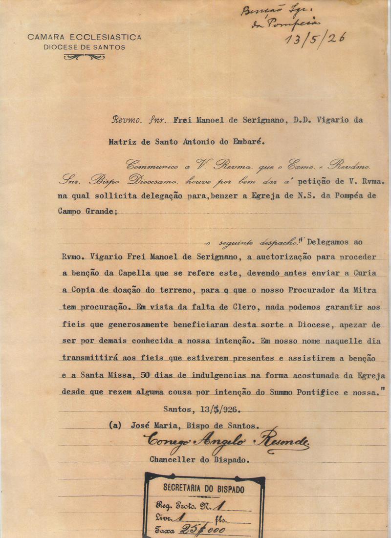 Documento-Antigo-Da-Paroquia